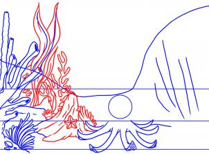 Как рисуют карали