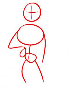 Как рисовать папируса поэтапно