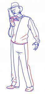 Как нарисовать фредди крюгера фото 141-534