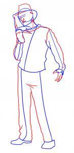 Как нарисовать фредди крюгера фото 141-807