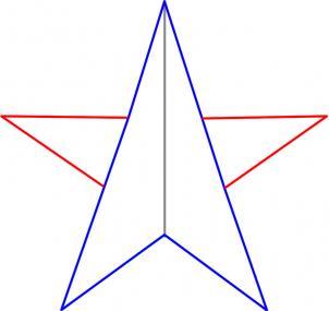154Как нарисовать звезд карандашом поэтапно